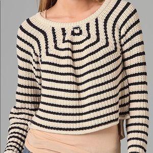 Patterson J. Kincaid Melinda Nautical Sweater